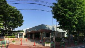 上石神井体育館